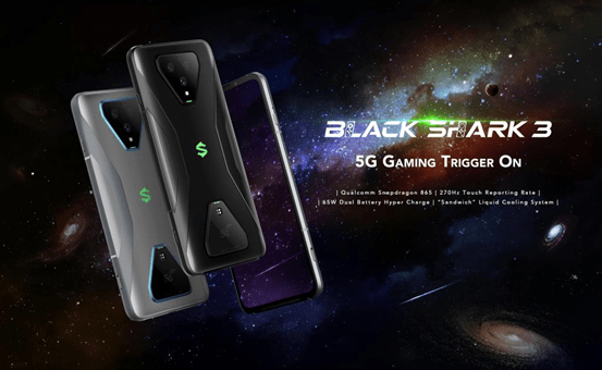 Anunciados los smartphone gaming Black Shark Series