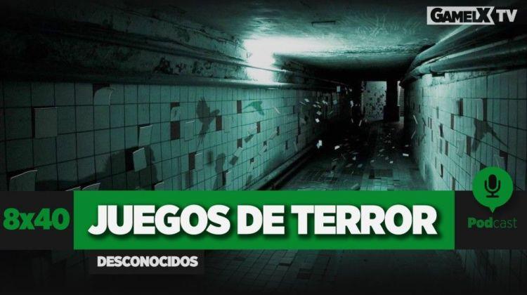 juegos de terror desconocidos