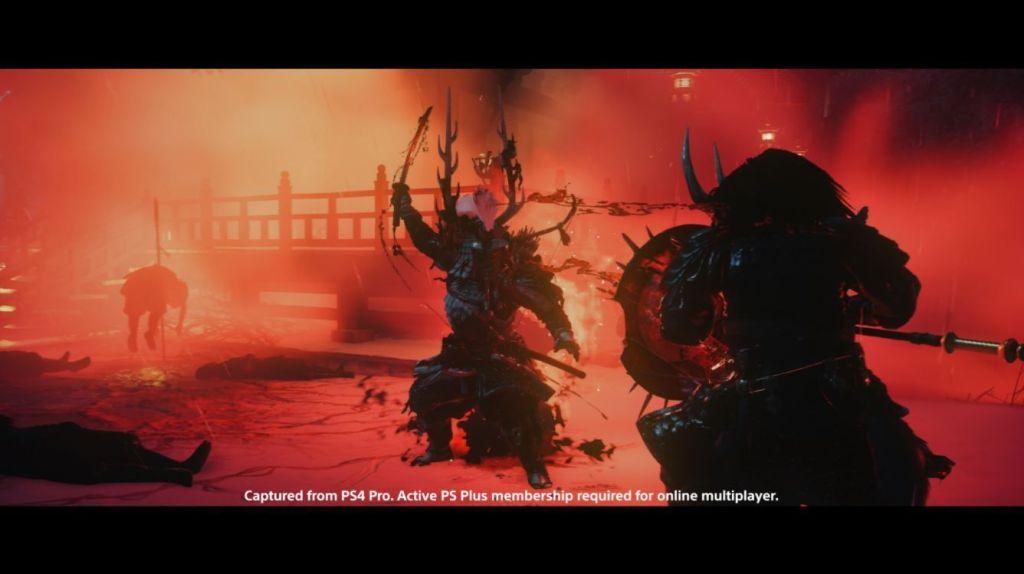 ghost of tsushima leyendas disponible en otoño