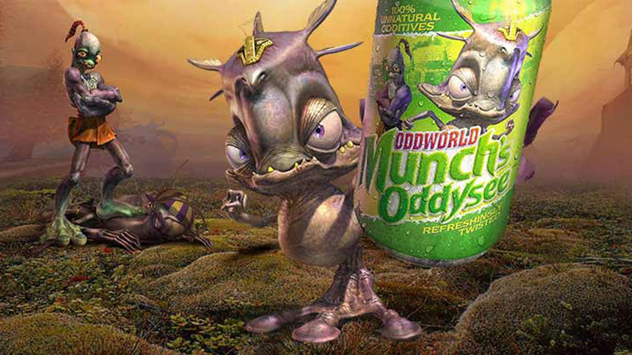 munchs's oddyssey