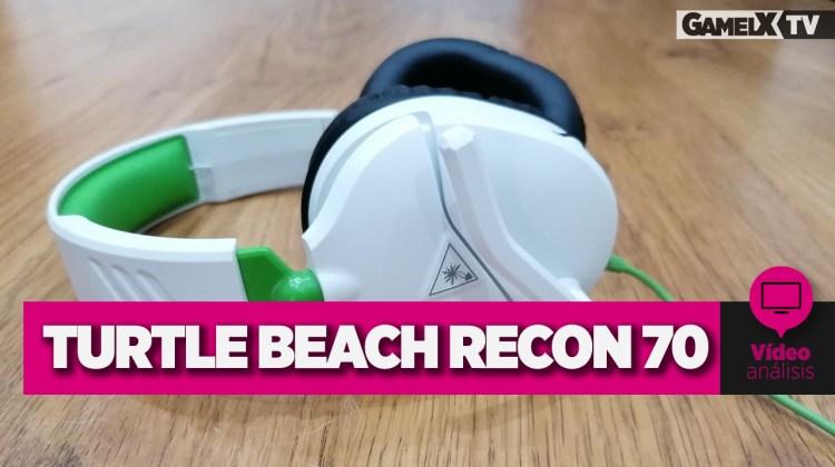 Análisis Turtle Beach Recon 70