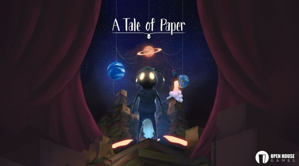 a tale of paper ps