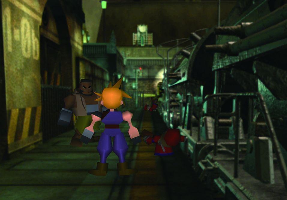 Final Fantasy VII y VIII para Nintendo Switch