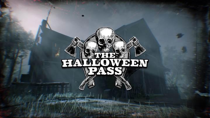 Pase de Halloween de Red Dead Online