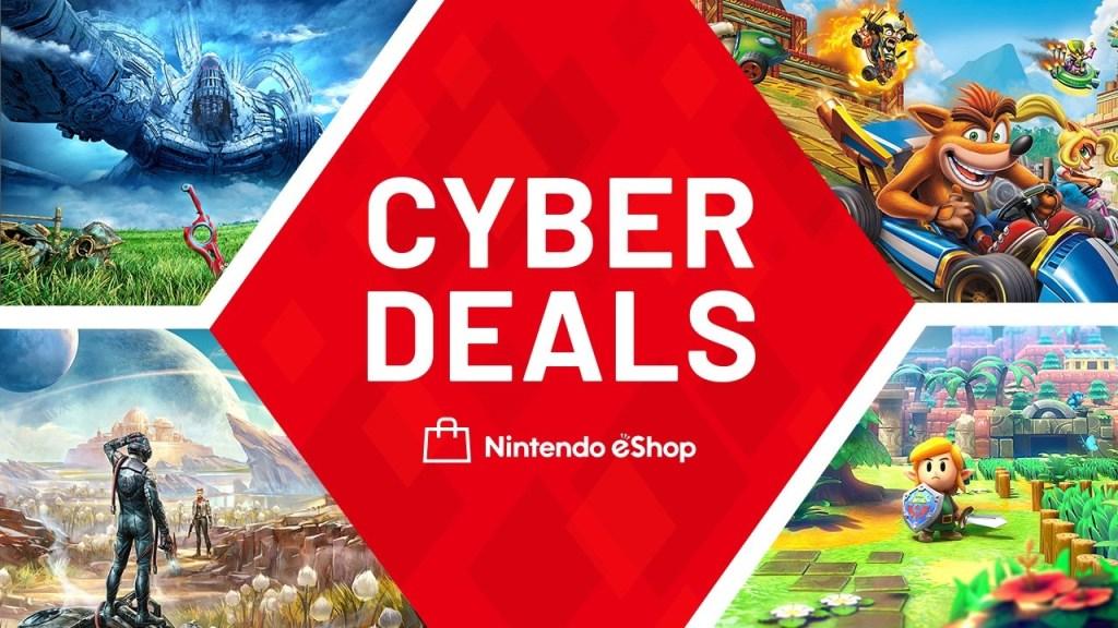 Cyber Deals de Nintendo eShop