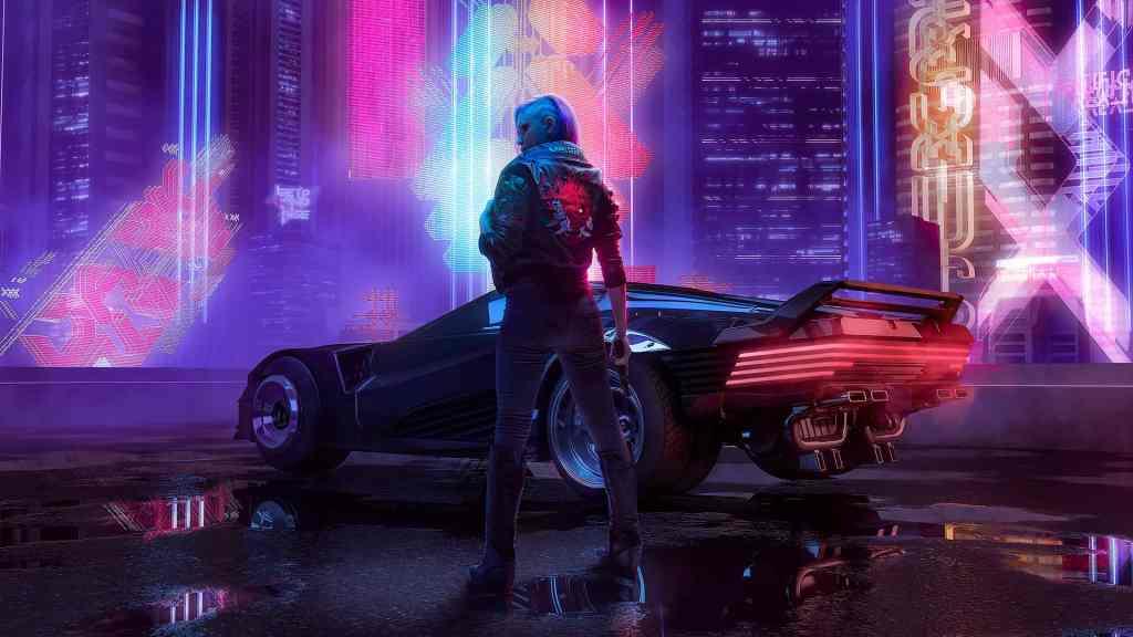 Cyberpunk 2077 Wallpaper 8