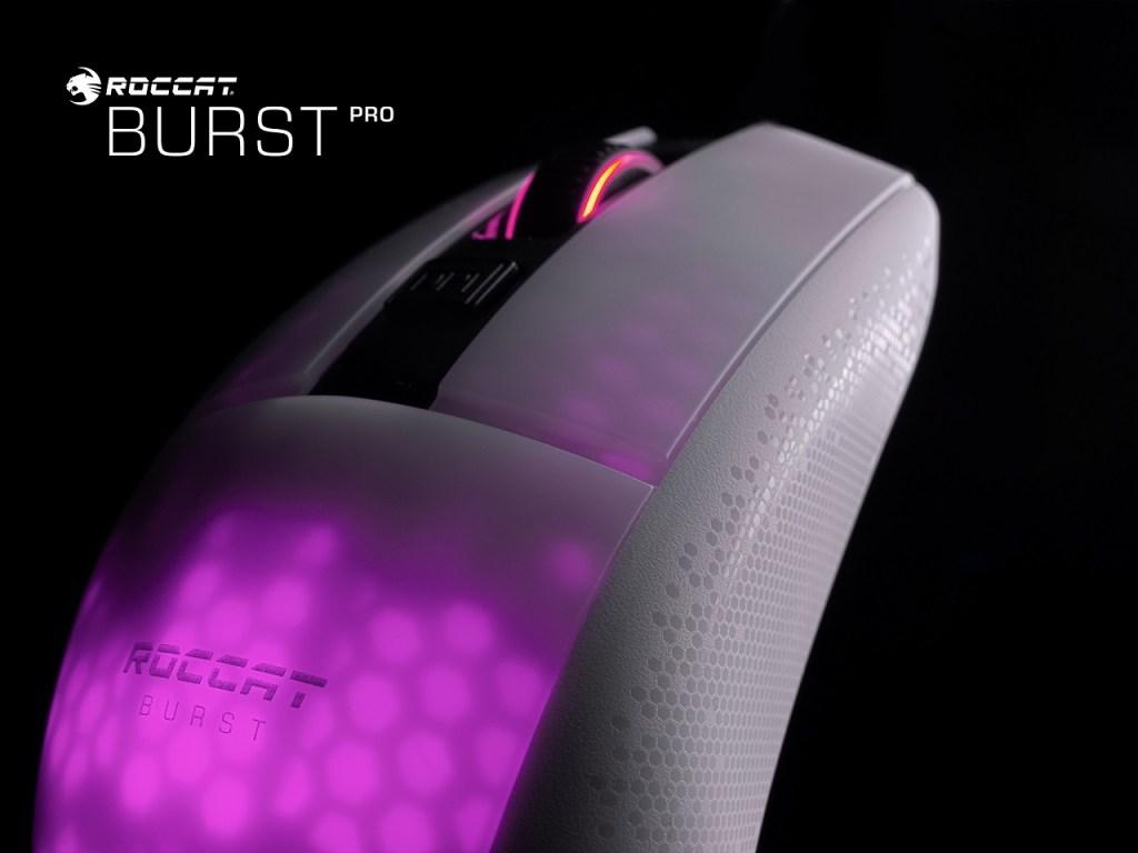 ratón gaming ROCCAT Burst Pro