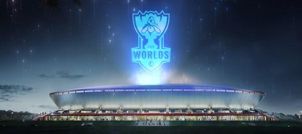 WORLDS 2020 de League of Legends