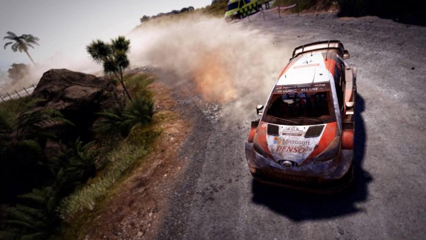 WRC 9 con el Toyota GR Yaris