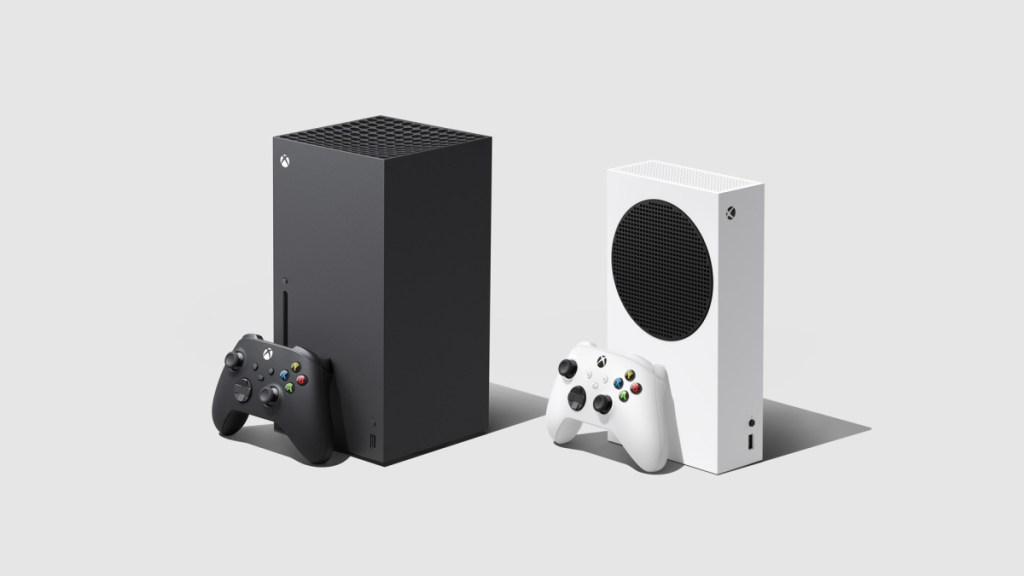 Xbox Series X/S para la breve historia