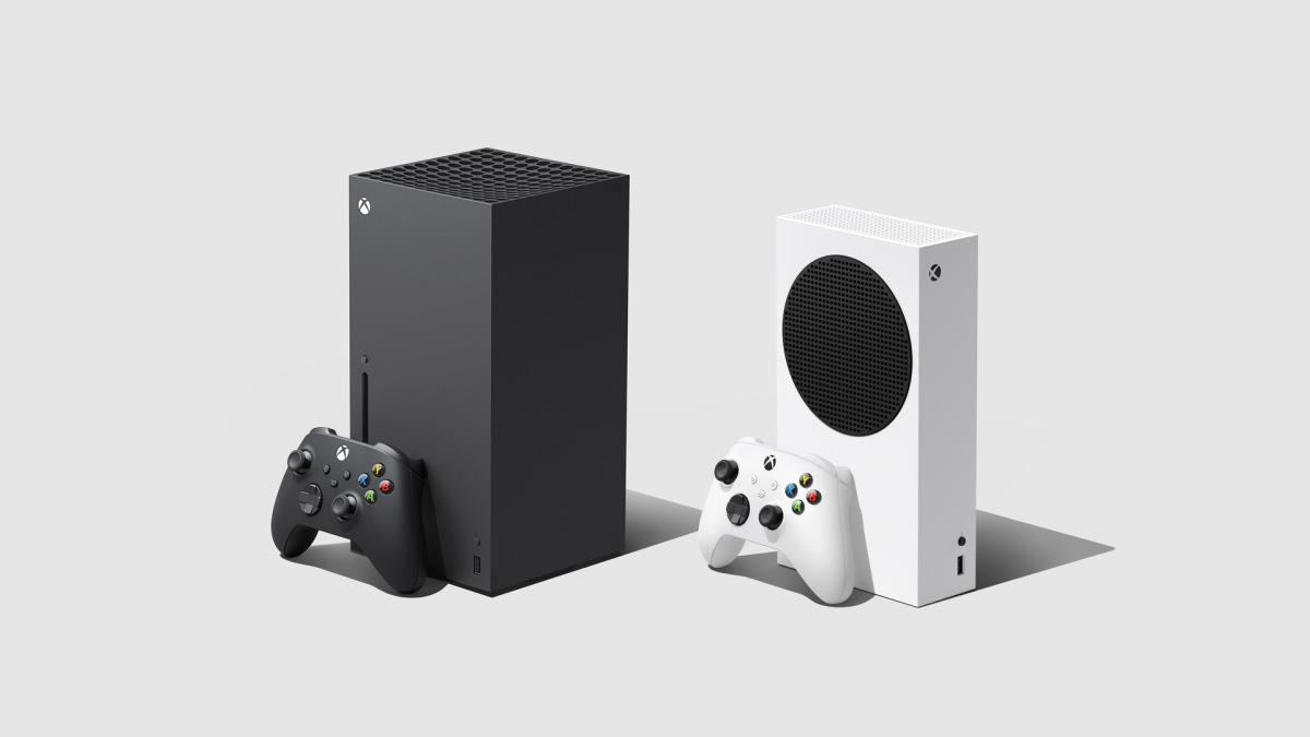 actualización de consolas Xbox