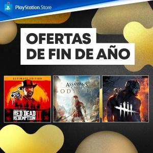 Ofertas de Fin de Año de PlayStation