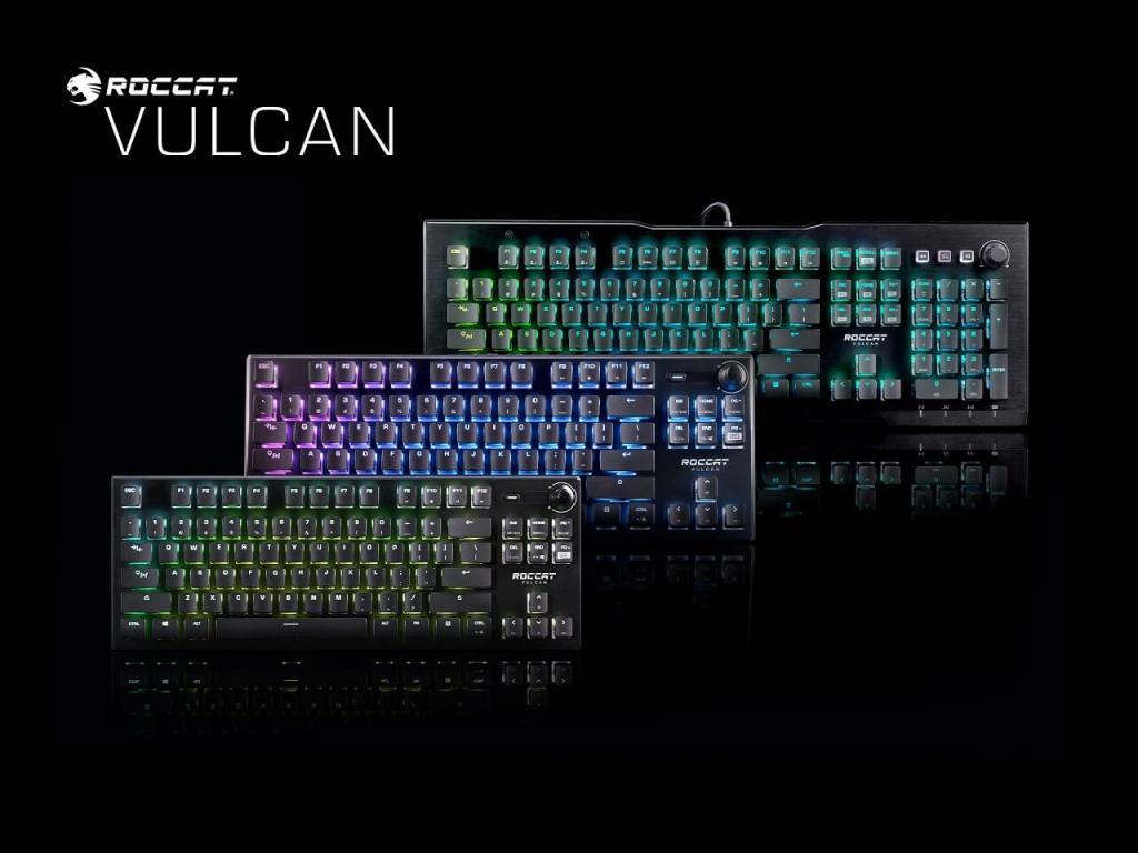 teclados vulcan serie