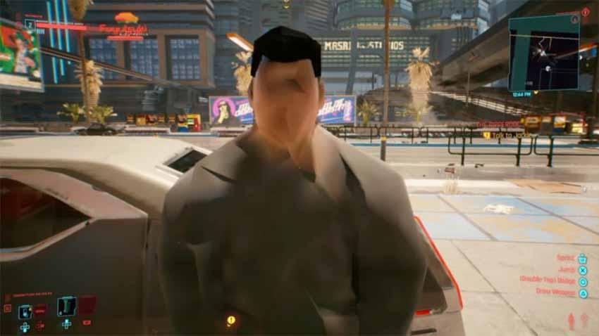 cyberpunk 2077 se retira