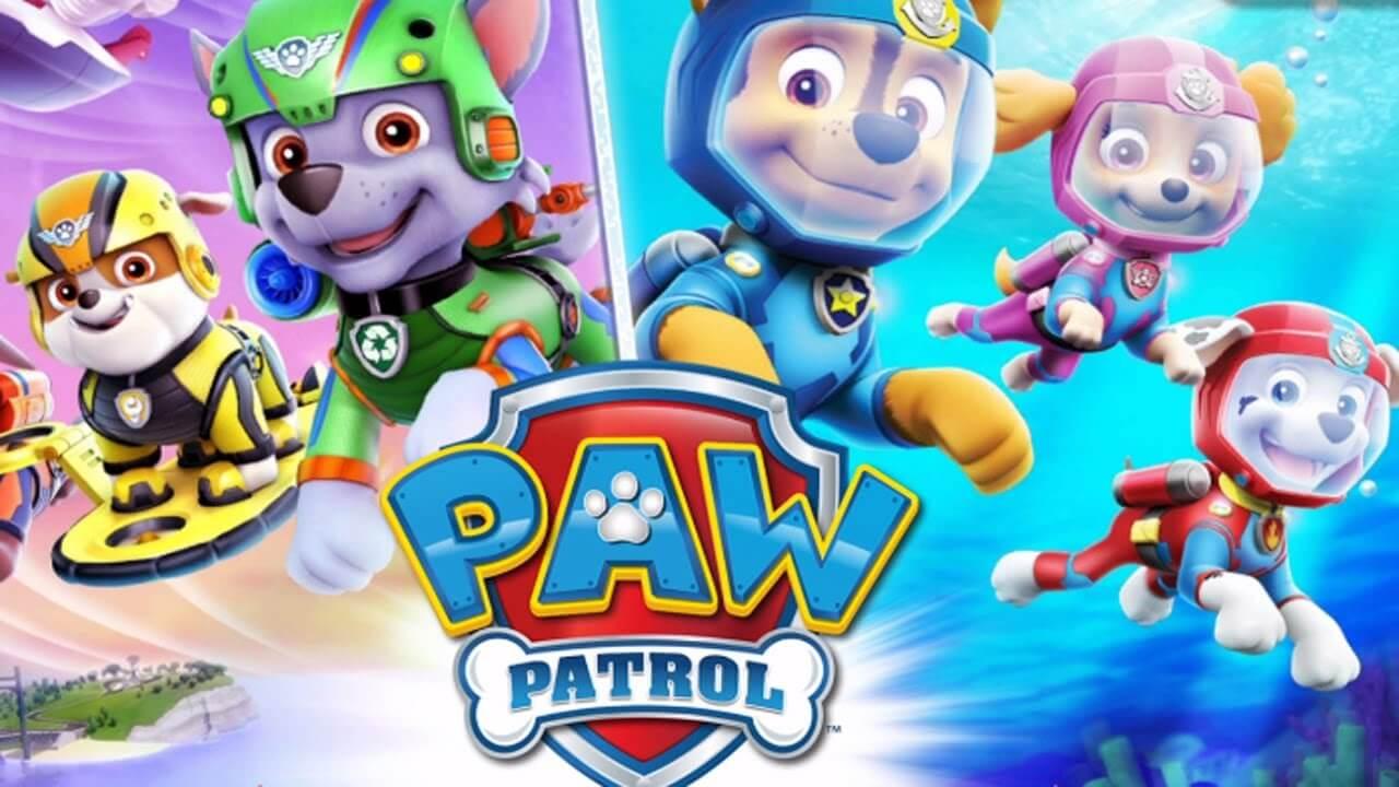 nuevo juego de Paw Patrol