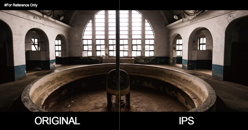 original vs ips
