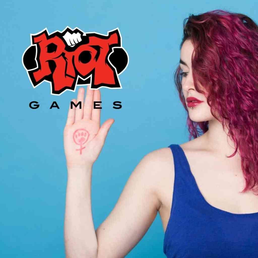 riot games denunciado acoso sexual