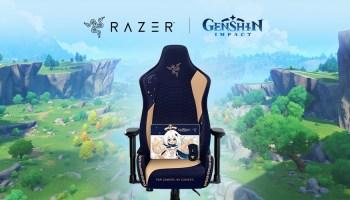 Razer presenta una alianza con Ghenshin Impact