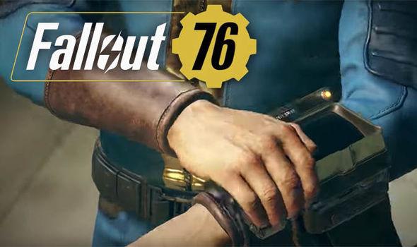 В Fallout 76 не будет кросс-платформенной игры