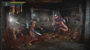Onimusha Warlords screen 7