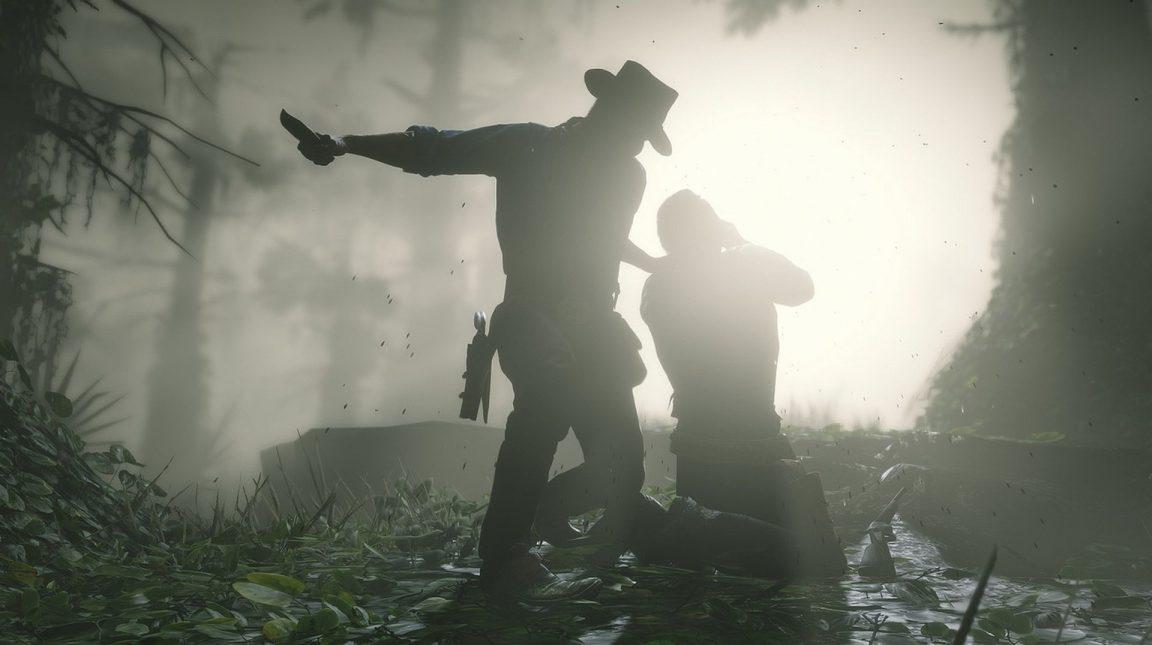 Red Dead Redemption 2 включает в себя 300 000 анимаций и 500 000 строк диалога