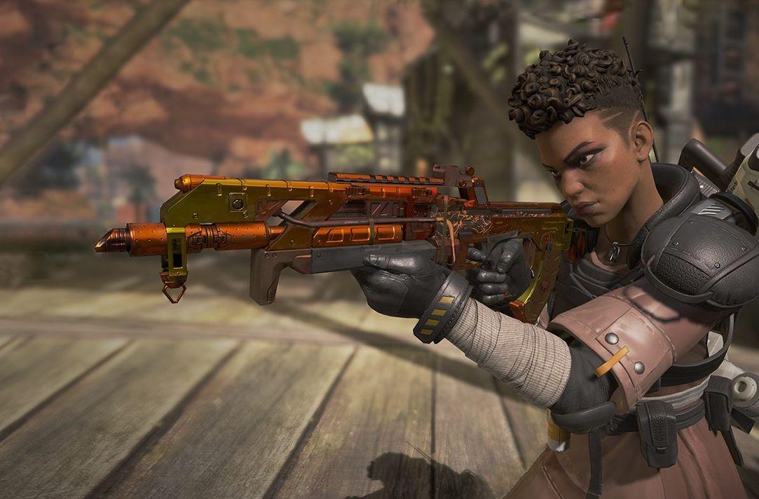 Сегодня Apex Legends получит новое оружие