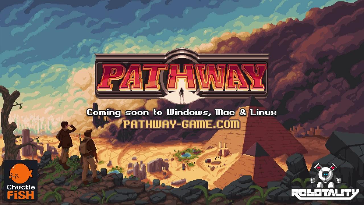 Не-Индиана Джонс и тайны пустыни: Pathway