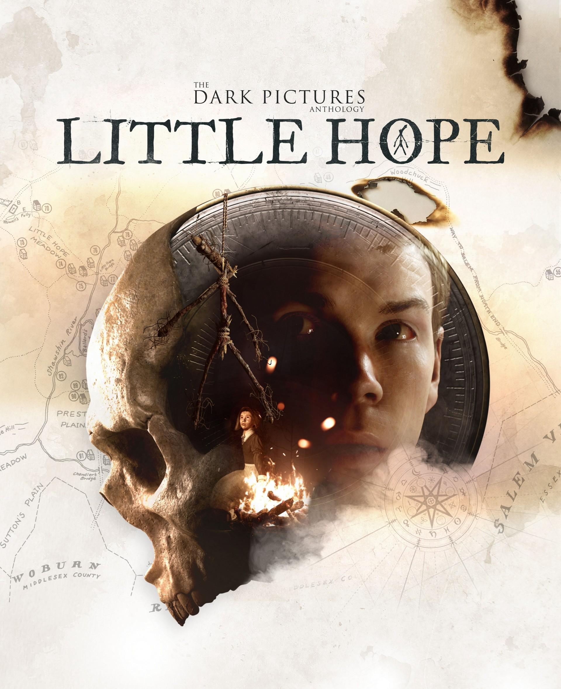 Ведьмы Литтл-Хоуп: трейлер The Dark Pictures.