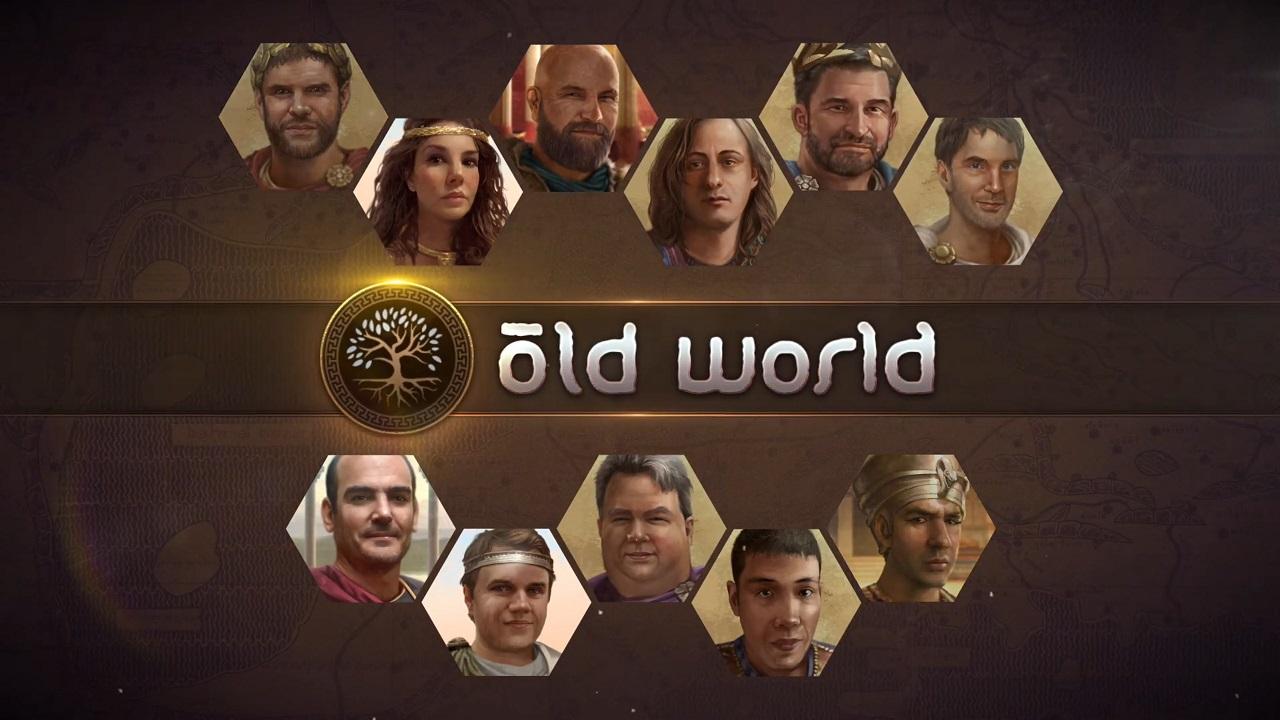 "Историчная ""Цива"": Old World."