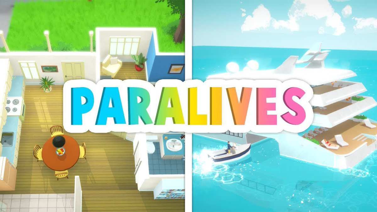 Подобно The Sims: анонс Paralives.