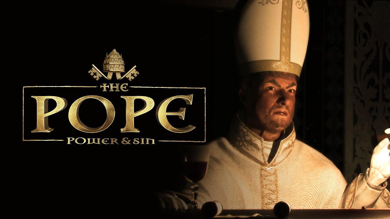 Белый дым: анонс The Pope: Power & Sin.