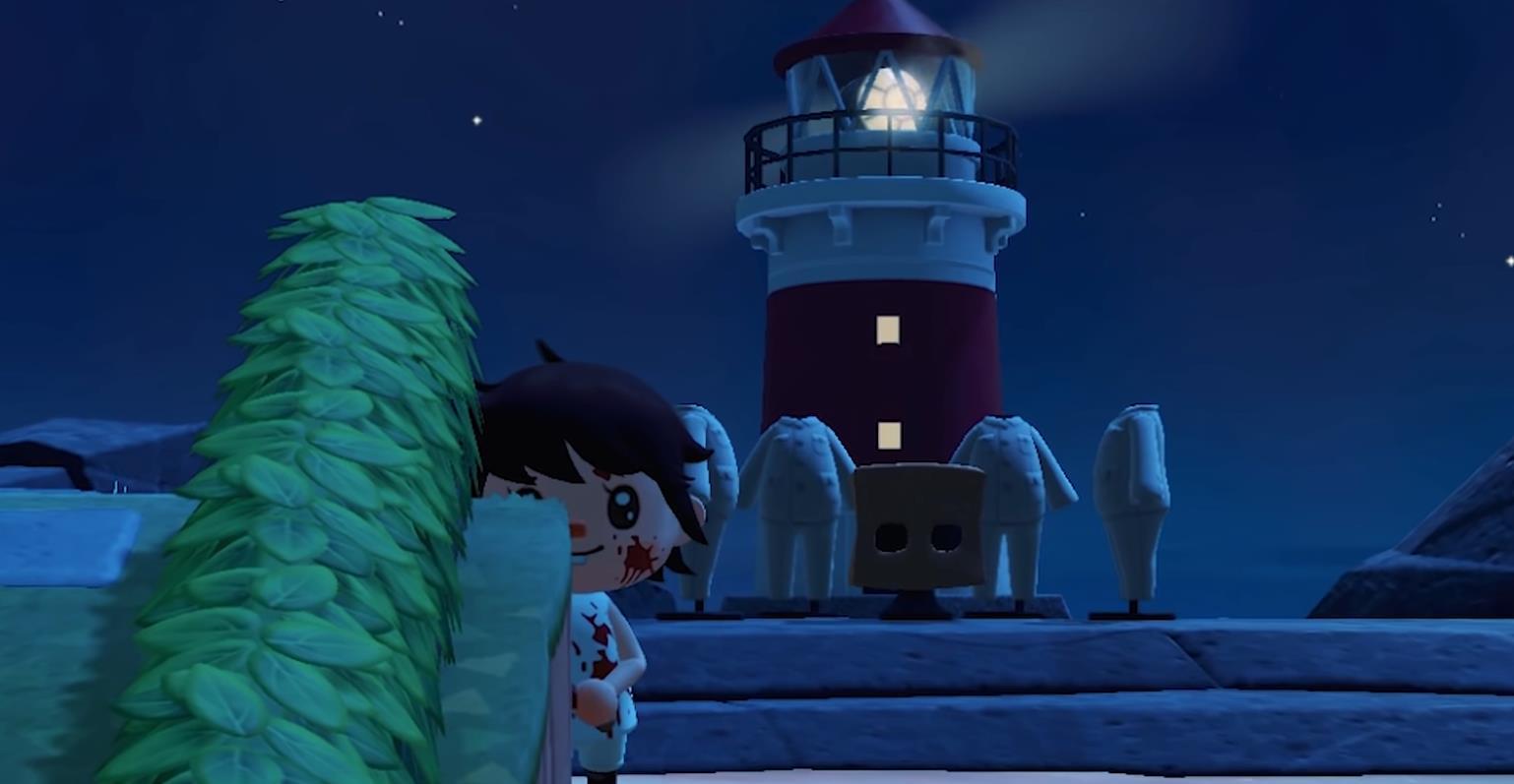 Animal Crossing: New Horizons может стать вашим ночным кошмаром