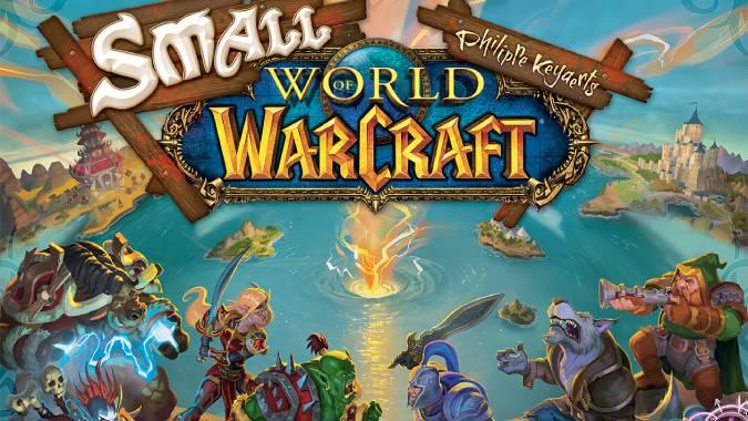 Вы даже не знали, что хотите этого: настольная игра по World of Warcraft
