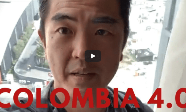 Colombia 4.0 Conference | Video Games Conference Day in the Life