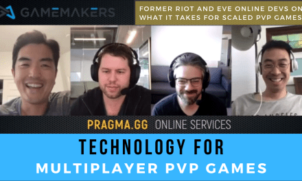 Online Game Services for Multiplayer PVP Games