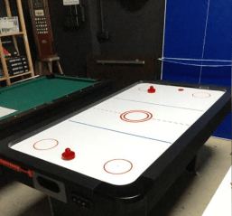 Airhockey Table for Rent Singapore