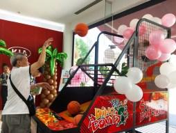 Arcade Basketball Machine Rental