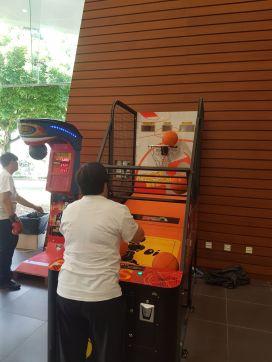Arcade Basket Ball Machine