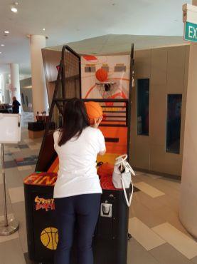 Rent Arcade Basketball