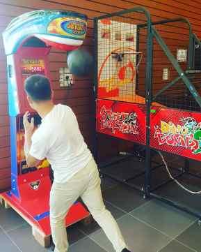Ultimate Punching Arcade Machine Rental