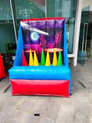 Inflatable Carnival Game Stall Rental