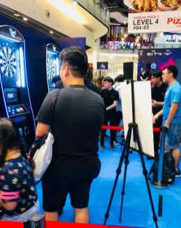 Rent Dart Machine Singapore