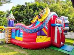 Carnival Land Bouncing Castle Rental