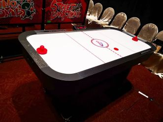 Arcade Air Hockey Table for Rent Singapore