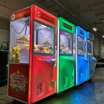 Claw Machines for Rental
