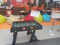 Foosball Table Rental for Shopee