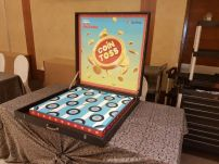 Carnival Coin Toss Game Rental
