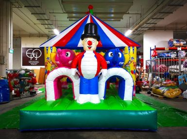 Carnival Inflatable Obstacle Course Rental