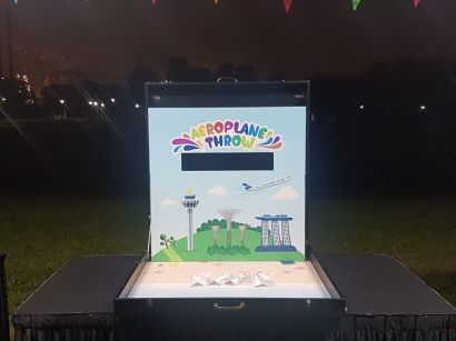 Customised Carnival Game Stall