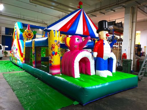 Carnival Obstacle Course